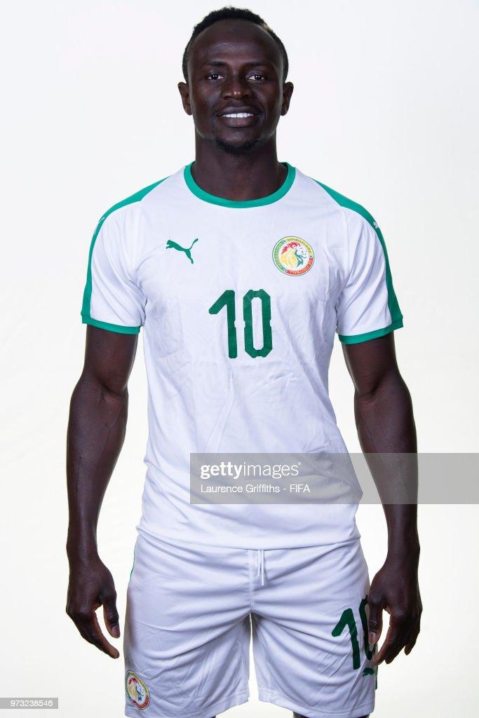Senegal Portraits - 2018 FIFA World Cup Russia : News Photo