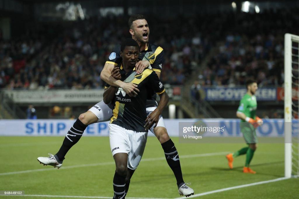 """Dutch Eredivisie""""Sparta Rotterdam v NAC Breda"""" : News Photo"""