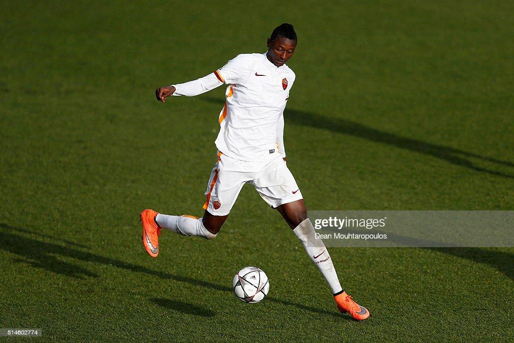 Paris Saint Germain v AS Roma - UEFA Youth League : News Photo