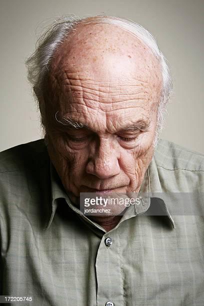 tristeza - careca imagens e fotografias de stock