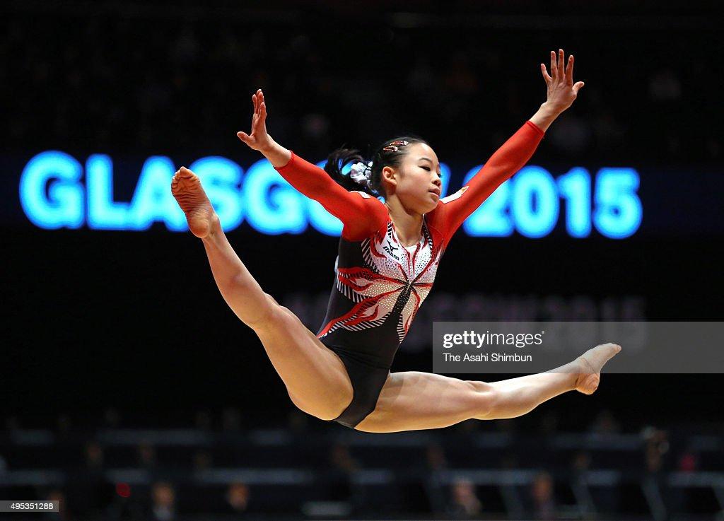 2015 World Artistic Gymnastics Championships - Day Ten : ニュース写真