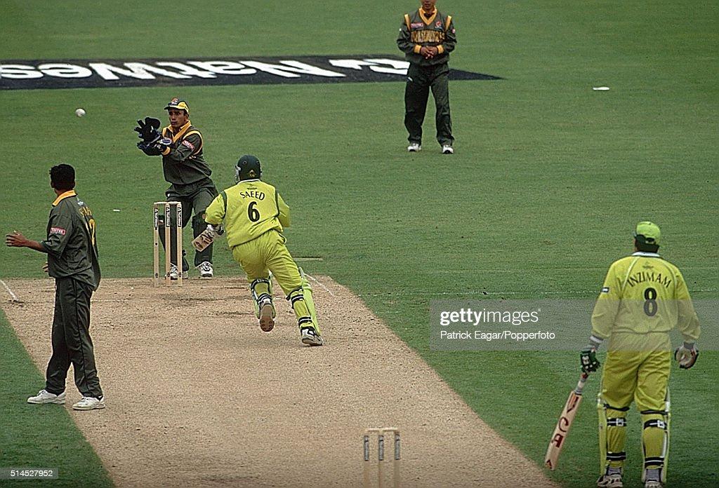 ICC Cricket World Cup - Bangladesh v Pakistan : News Photo