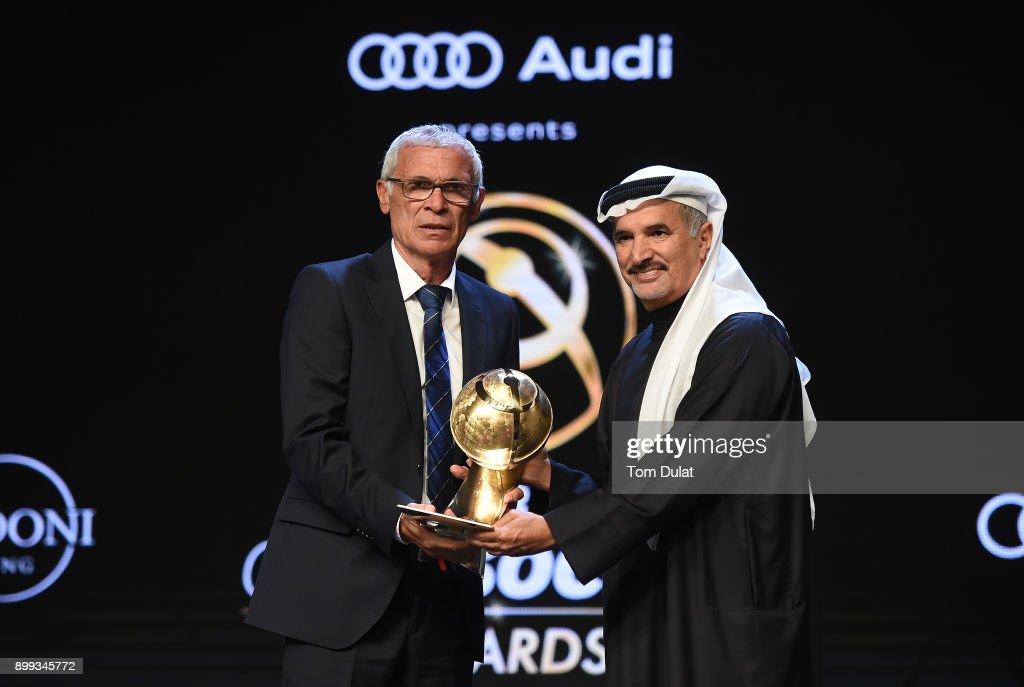 Globe Soccer Awards 2017