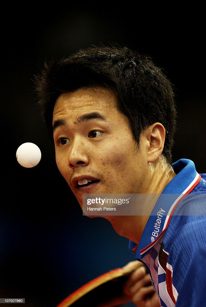 16th Asian Games - Day 8: Table Tennis