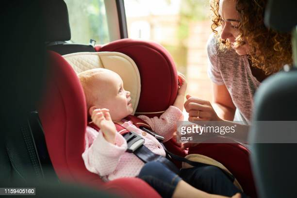 safe journey ahead - baby stock pictures, royalty-free photos & images