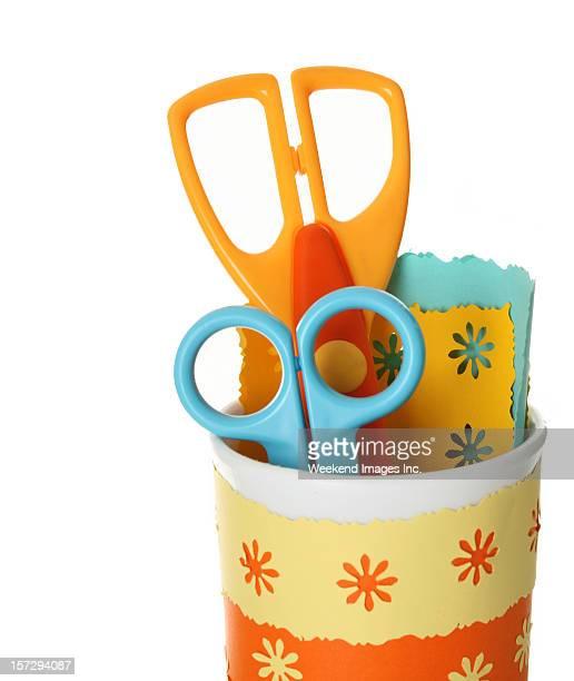safe scissors for children