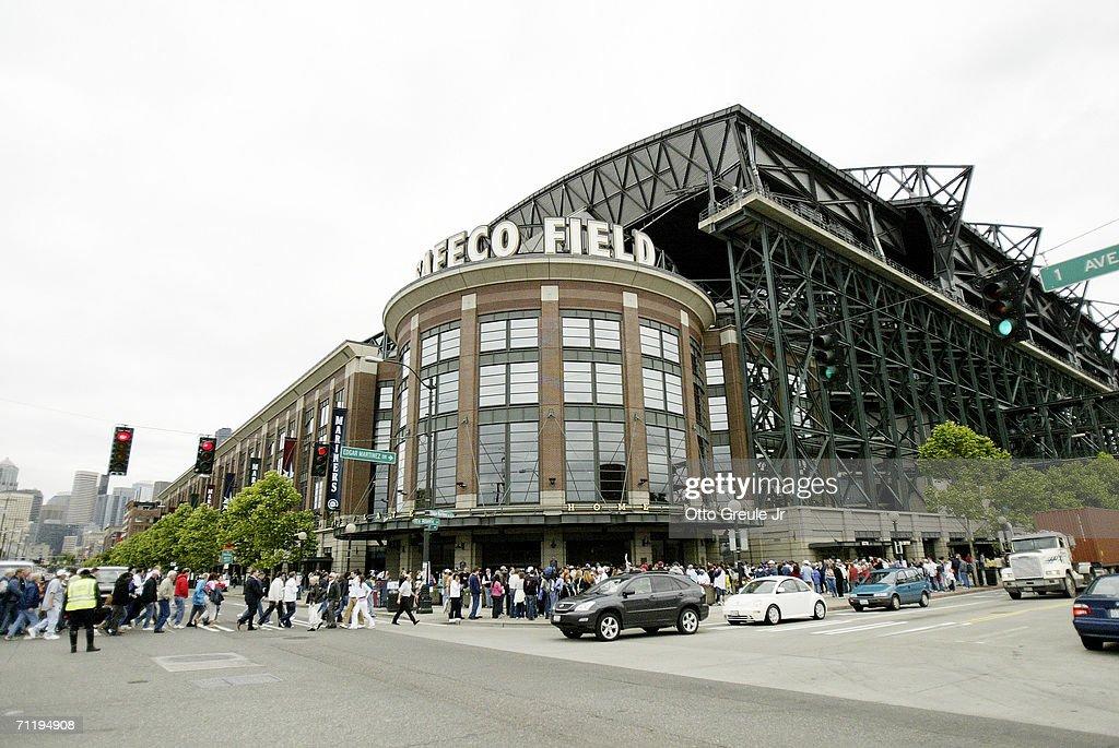 Minnesota Twins v Seattle Mariners : News Photo