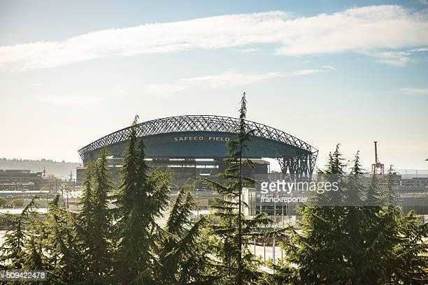 セイフィコフィールドスタジアムでシアトル - シアトル・マリナーズ ストックフォトと画像