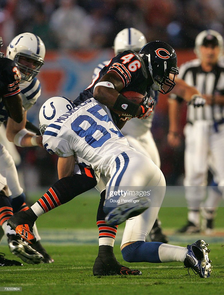 Safety Chris Harris Of The Chicago Bears Is Tackled By Aaron News