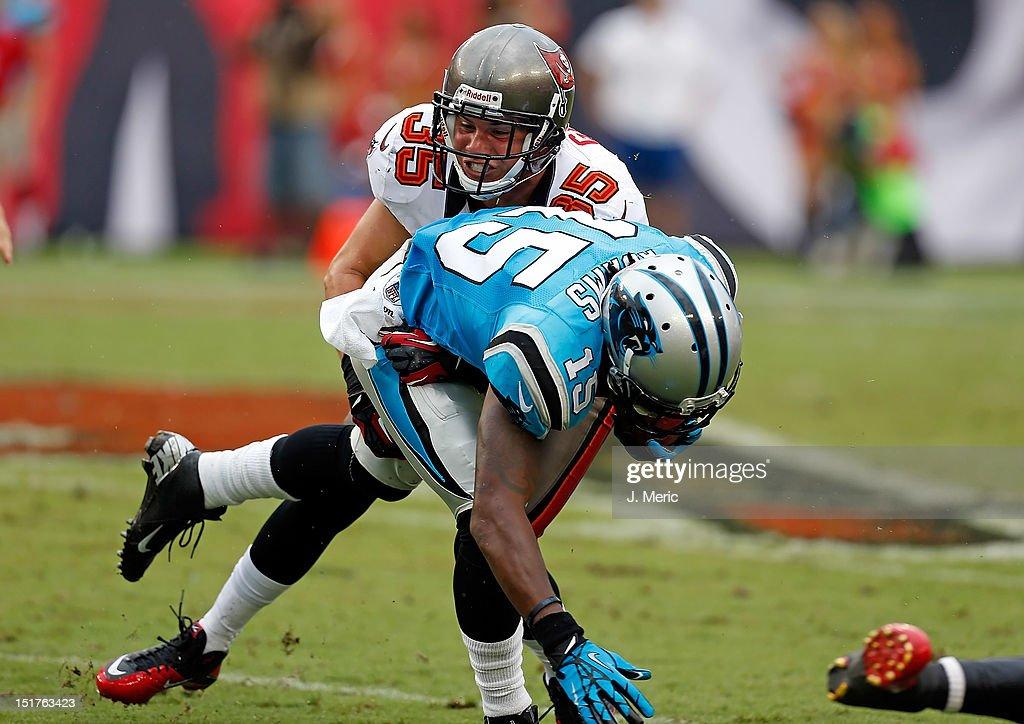 Carolina Panthers v Tampa Bay Buccaneers : News Photo