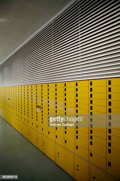 safety deposit boxes - safety deposit box stock pictures, royalty-free photos & images