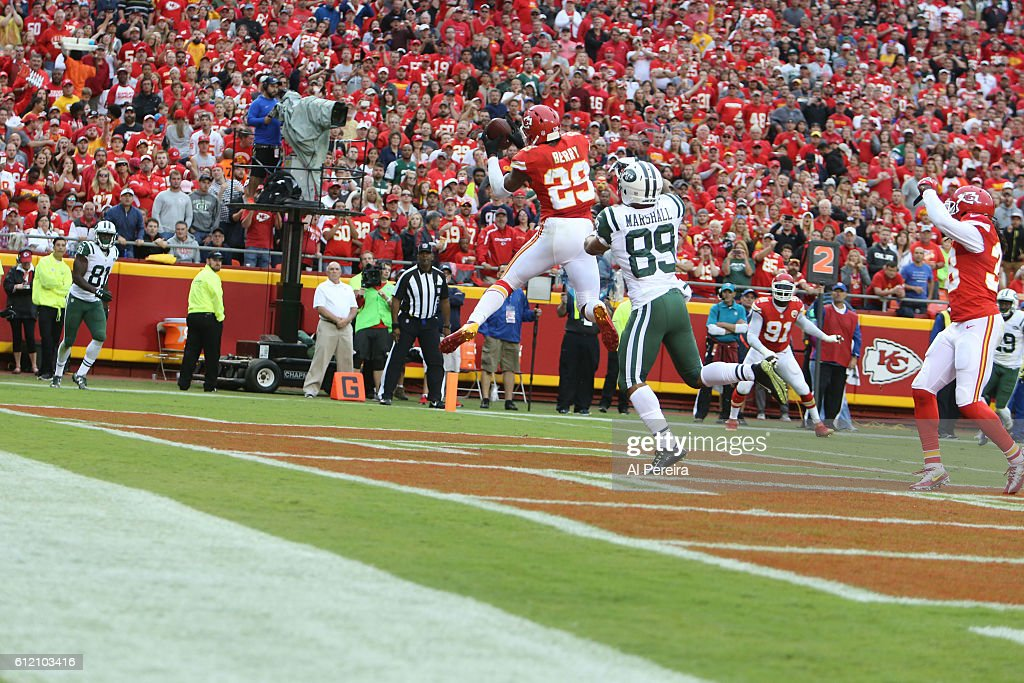 New York Jets v Kansas City Chiefs : News Photo