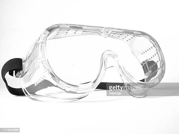 schutzbrille - schutzbrille stock-fotos und bilder