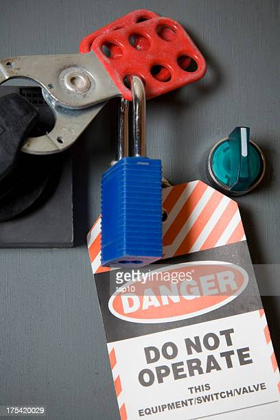 Safety Lock and Tag