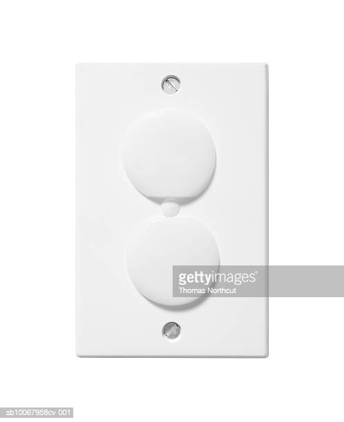 safety outlet covers - covering stock pictures, royalty-free photos & images