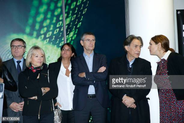 SVP SafetySecurity Group of Accor Hotels Christian Flaesch Former Paris Police Prefect Martine Monteil Valerie Expert 'Commissaire Divisionnaire'...