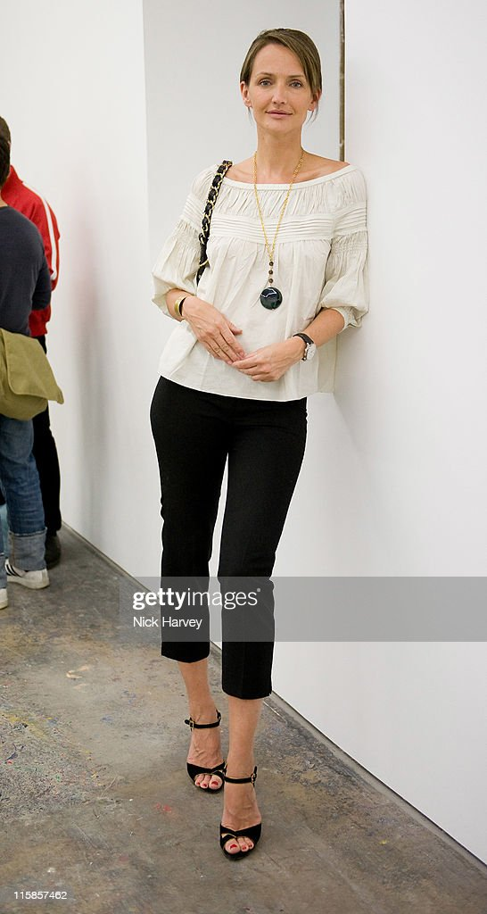 Marine Hugonnier : The Secretary of the Invisible - Private View : News Photo