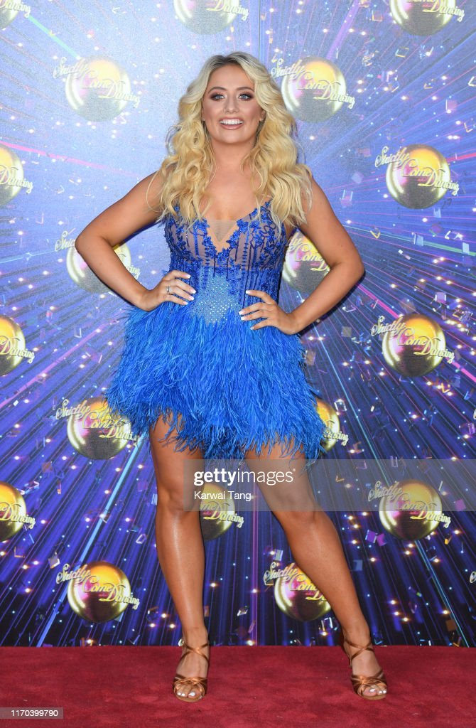 """Strictly Come Dancing"" Launch Show - Red Carpet Arrivals : News Photo"