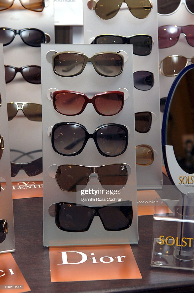 eeed0059750 Solstice Sunglass Boutique at the Lucky Cargo Club - Day 1   News Photo