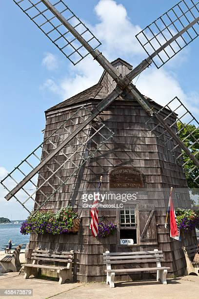 sag harbor information center - sag harbor stock photos and pictures