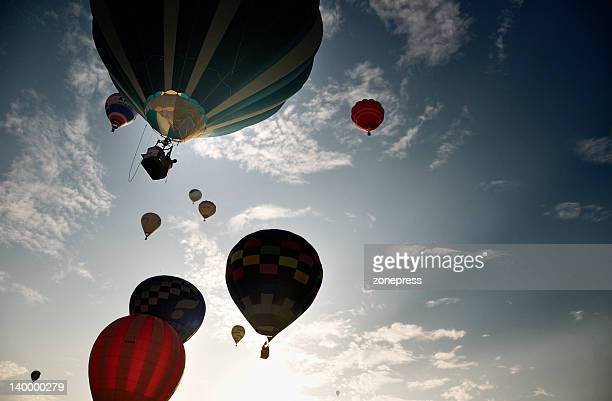 saga international balloon fiesta - 佐賀県 ストックフォトと画像