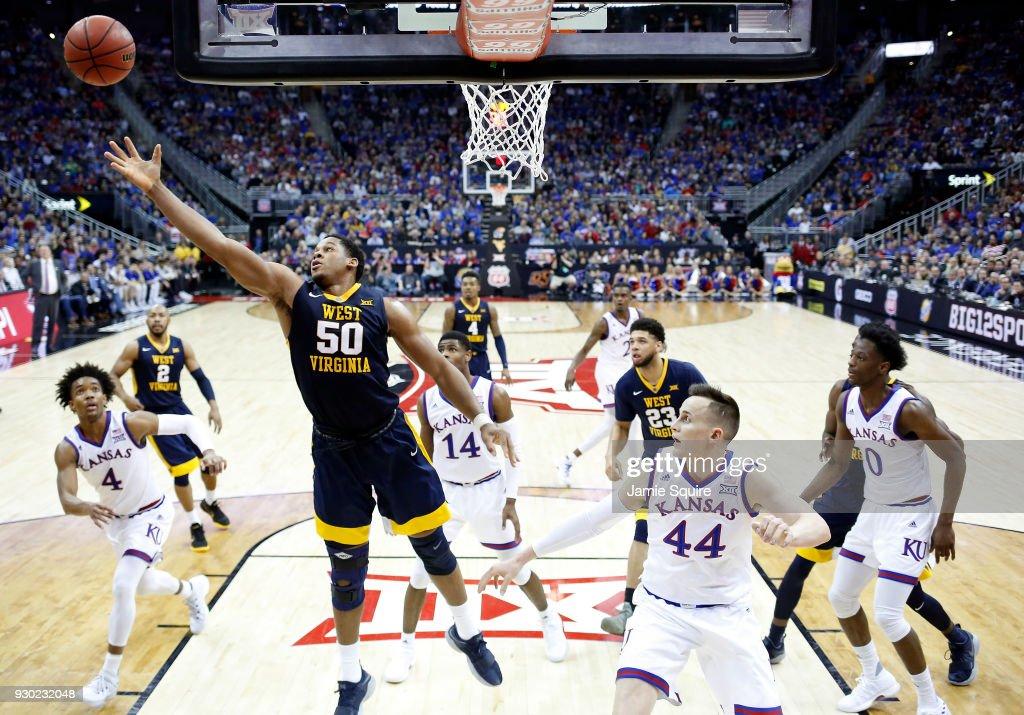 Big 12 Basketball Tournament - Championship