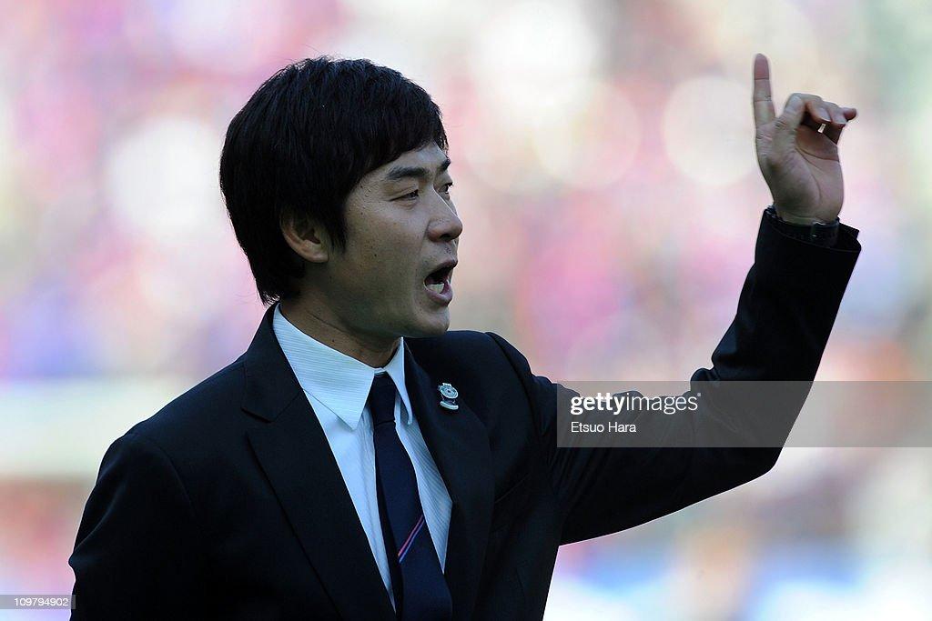 FC Tokyo v Sagan Tosu - J.League Division 2 : News Photo