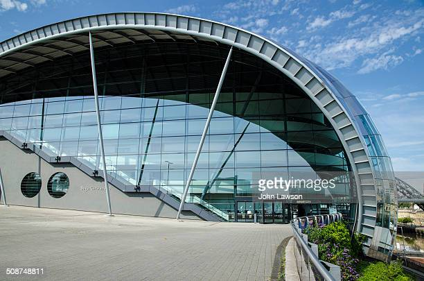 Sage Gateshead is a music, arts and conference venue on the south bank of the River Tyne, in the North East of England. It opened in 2004. The glass...