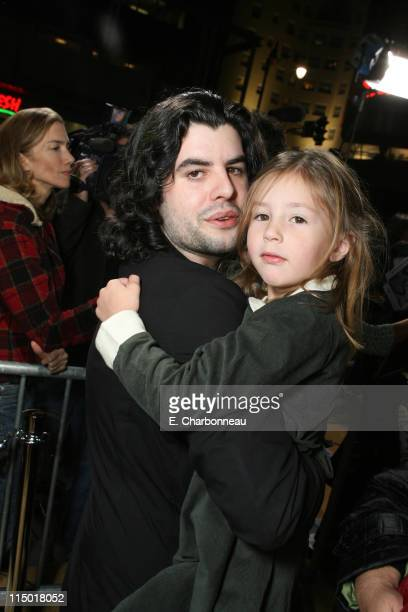 Sage Stallone and Scarlet Stallone during MGM Pictures Columbia Pictures and Revolution Studios present the World Premiere of 'Rocky Balboa' at...