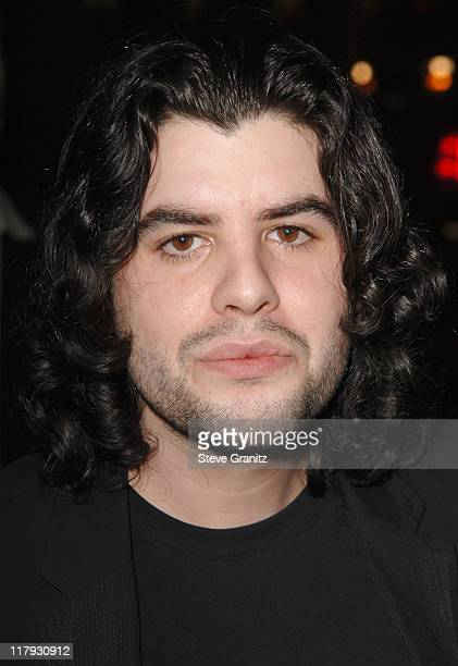 Sage Stallone during Rocky Balboa World Premiere Arrivals at Grauman's Chinese Theatre in Hollywood California United States