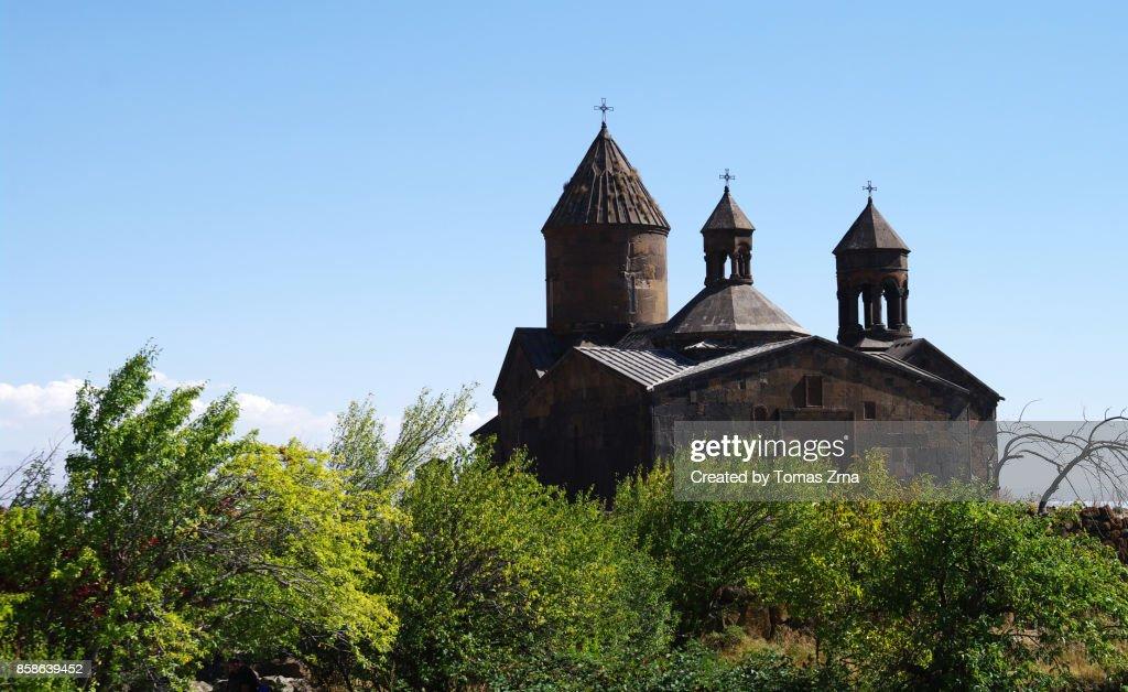 Saghmosavank monastery : Stock-Foto
