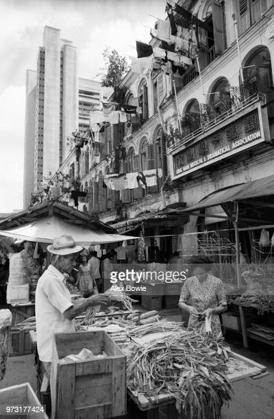 Sago Street market enjoys a final few weeks of authentic living heritage in Singapore's bustling Chinatown before falling victim to urban renewal 12...