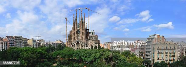 Sagrada Familia by Antonio Gaudì