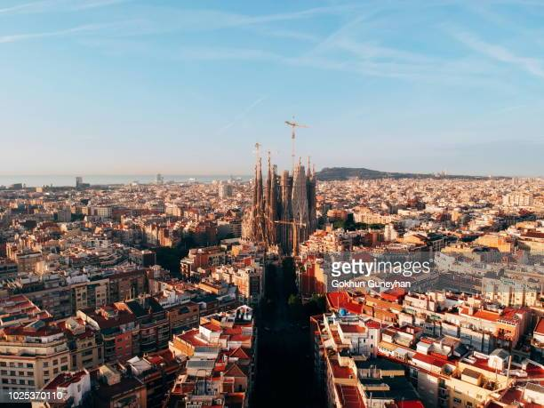 sagrada familia - barcelona spain stock pictures, royalty-free photos & images
