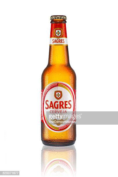 sagres beer - sagres stock pictures, royalty-free photos & images