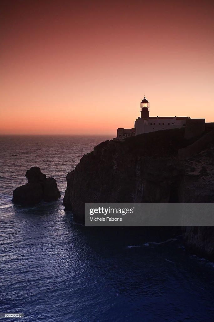 Sagres, Cabo de Sao Vicente  : ストックフォト