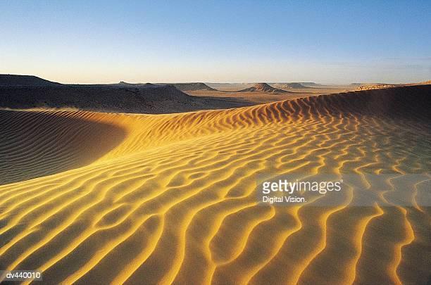 sahara desert, algeria, africa - アルジェリア ストックフォトと画像