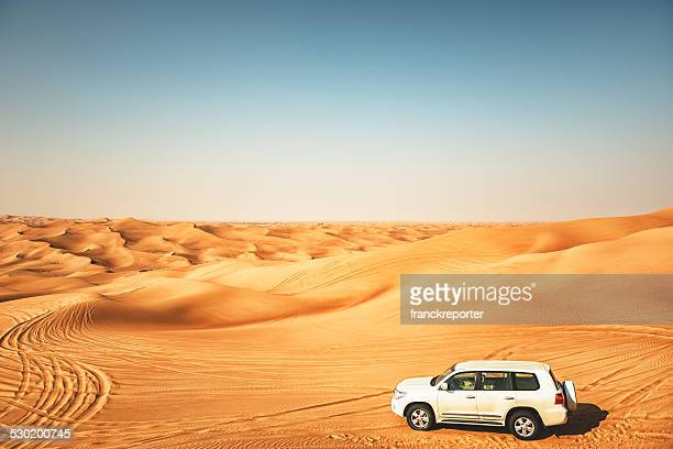 sahara desert landscape aerial view - oman stock pictures, royalty-free photos & images