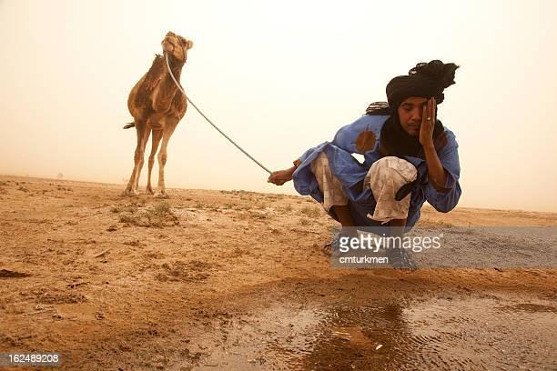 sahara desert, morocco - tuareg tribe stock pictures, royalty-free photos & images