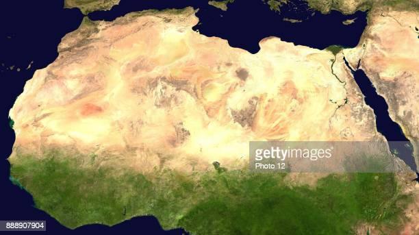 Sahara Desert Photo12/UIG via Getty Images