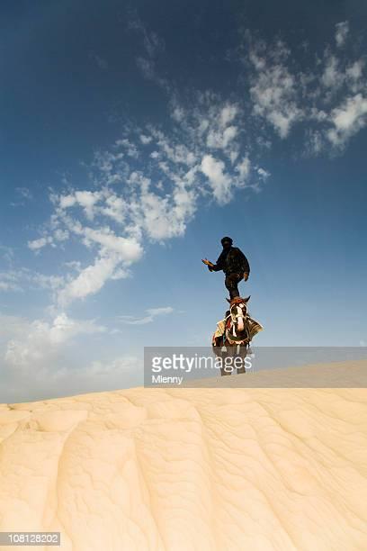 sahara desert portrait