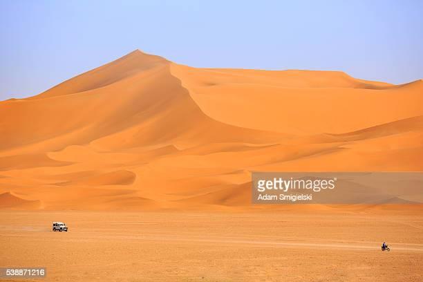 safari dans le désert du Sahara