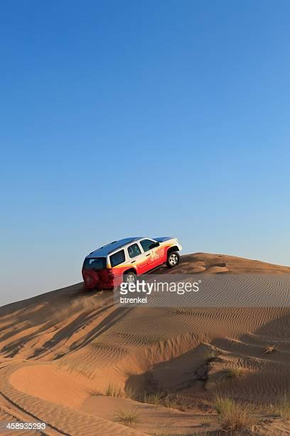 Sahara excursion in Dubai