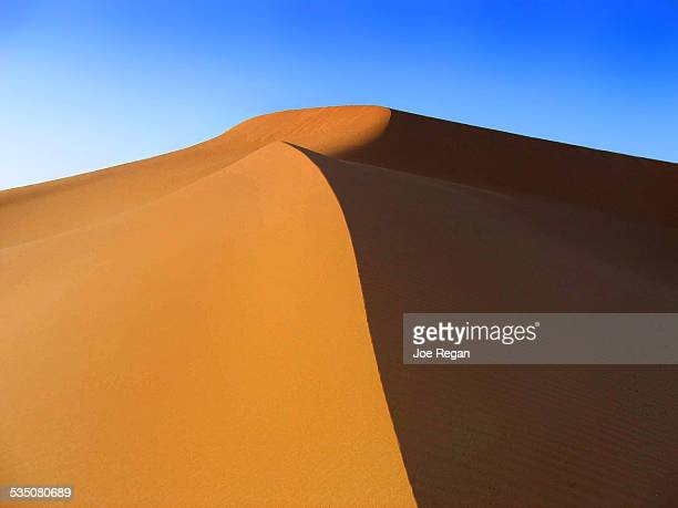 sahara solitude - merzouga stock pictures, royalty-free photos & images