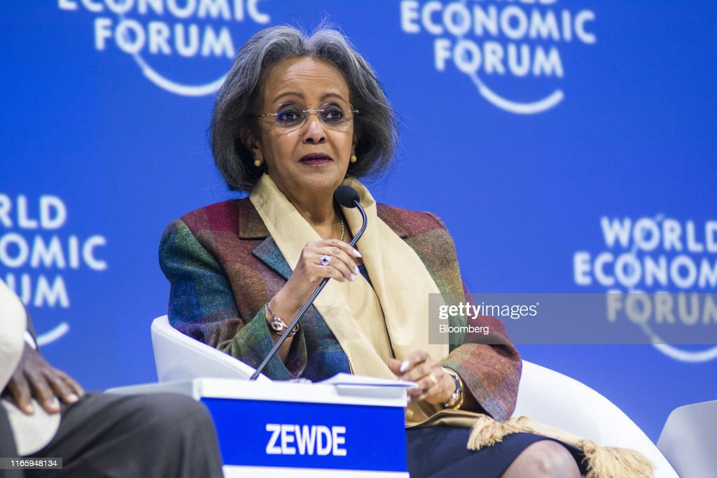 Opening Day Of The 28th World Economic Forum on Africa : News Photo
