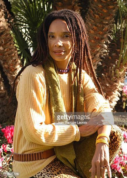 Sahra Indio during MIDEM 2004 Sahra Indio Portraits at Palais des Festivals in Cannes France