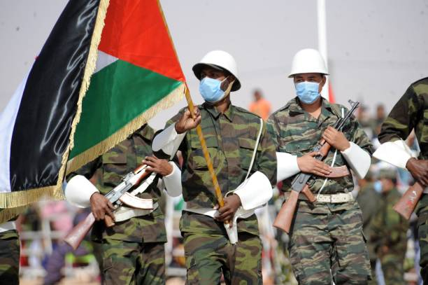 DZA: 45th Anniversary Of The Saharawi Arab Republic Declaration