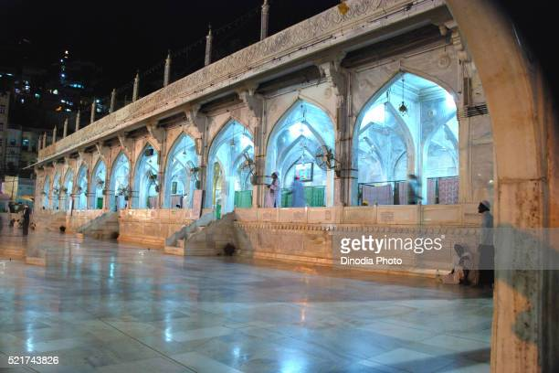 Khwaja garib nawaz ajmer stock photos and pictures getty images sahzani masjid in dargah khwaja mu in ud din chisti garib nawaz ajmer rajasthan altavistaventures Choice Image