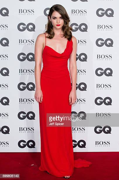 Sai Bennett arrives for GQ Men Of The Year Awards 2016 at Tate Modern on September 6 2016 in London England