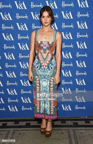 Sai Bennett attends the 2017 annual VA Summer Party in partnership with Harrods at the Victoria and Albert Museum on June 21 2017 in London England